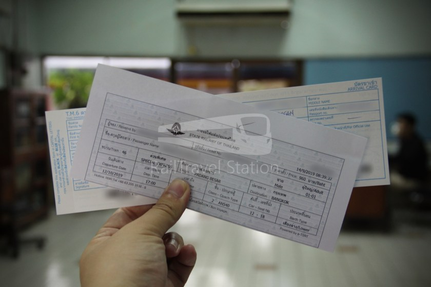 Special Express 46 Padang Besar Bangkok Hua Lamphong 011