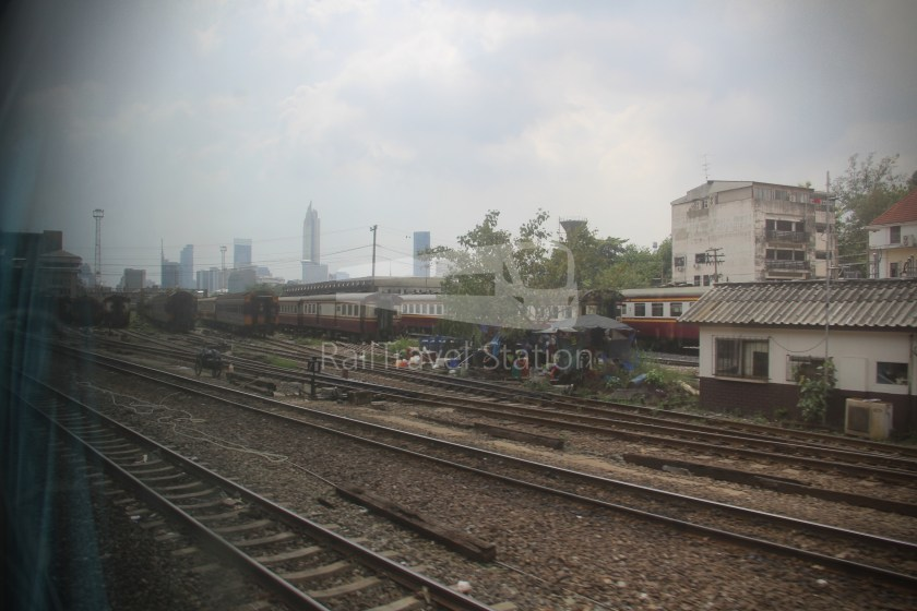 Special Express 46 Padang Besar Bangkok Hua Lamphong 162