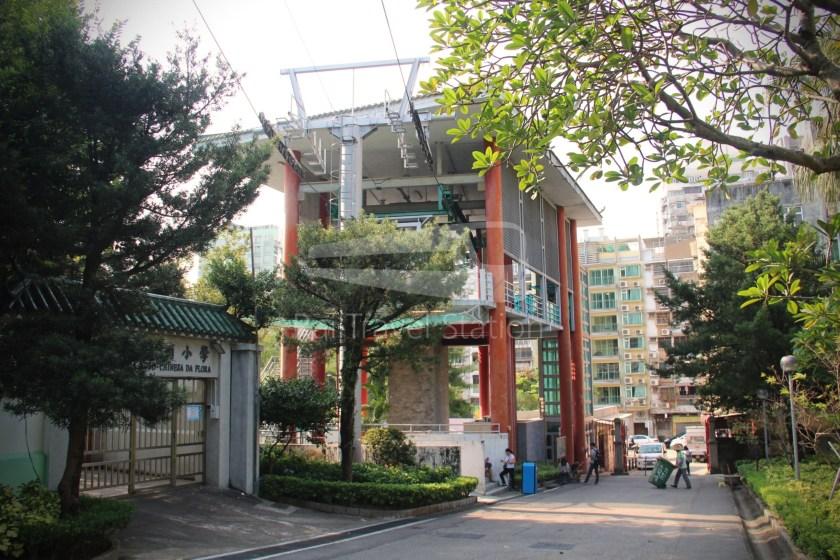 Cable Guia Jardim da Flora Parque Municipal da Colina da Guia 006