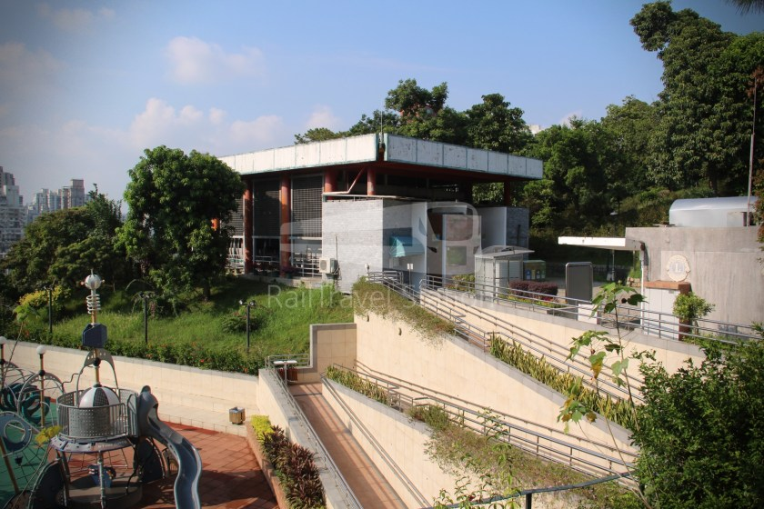 Cable Guia Jardim da Flora Parque Municipal da Colina da Guia 030