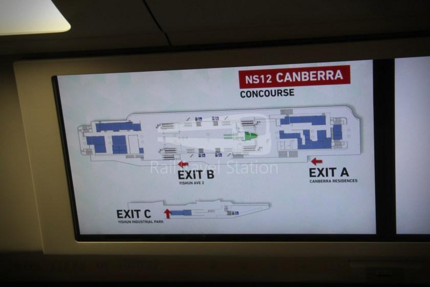 Canberra MRT Station 009