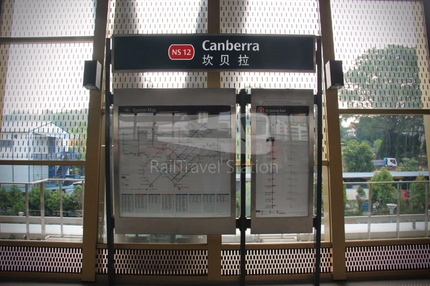 Canberra MRT Station 018