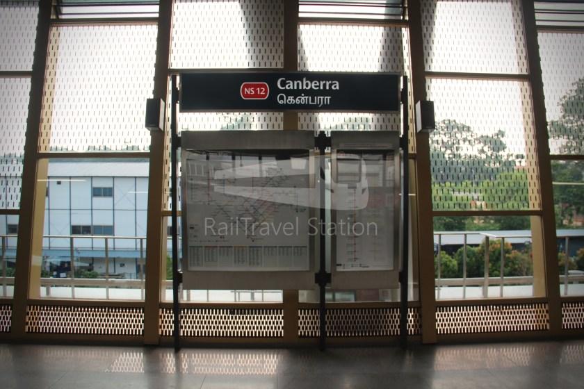 Canberra MRT Station 021