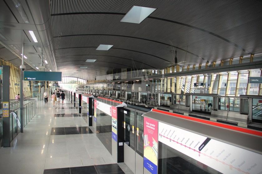 Canberra MRT Station 031