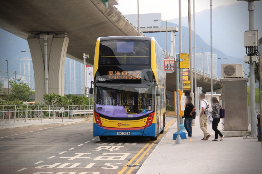 Citybus S56 Airport Tung Chung 012