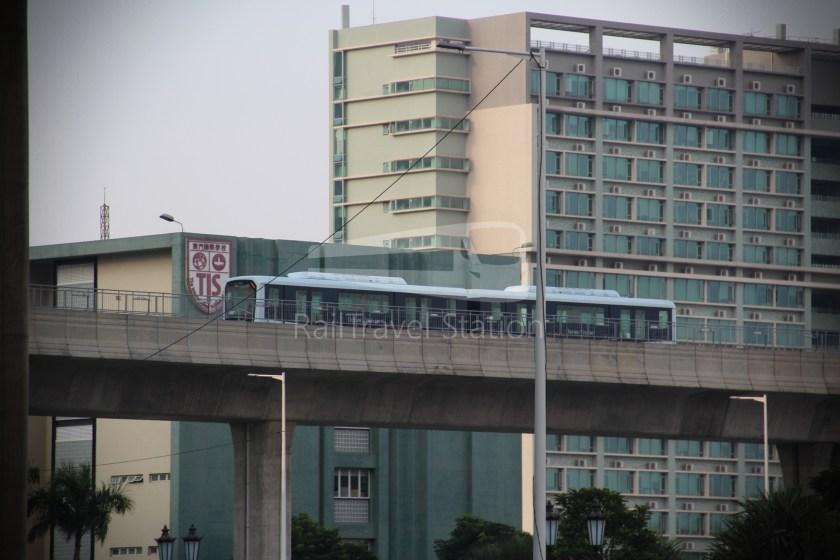 Cotai Leste LRT Station Preview 004