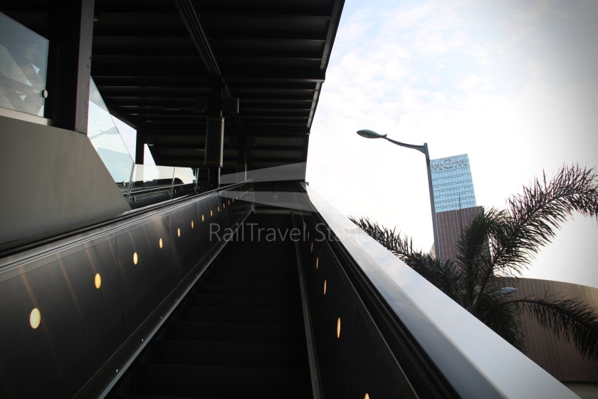 Cotai Leste LRT Station Preview 007