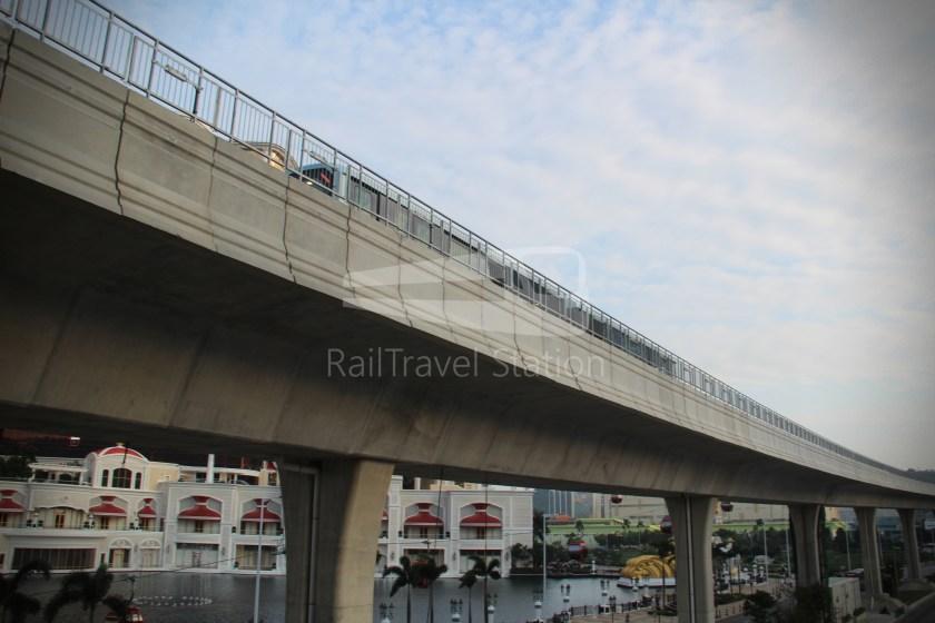 Cotai Leste LRT Station Preview 009