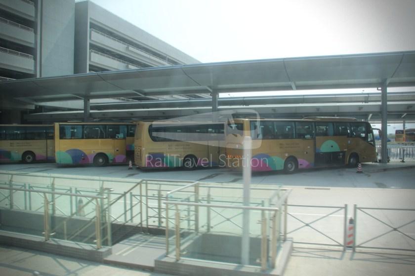 HZM Bus HZMB Macau Port HZMB Hong Kong Port 024