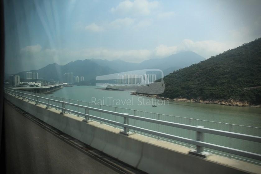 HZM Bus HZMB Macau Port HZMB Hong Kong Port 056