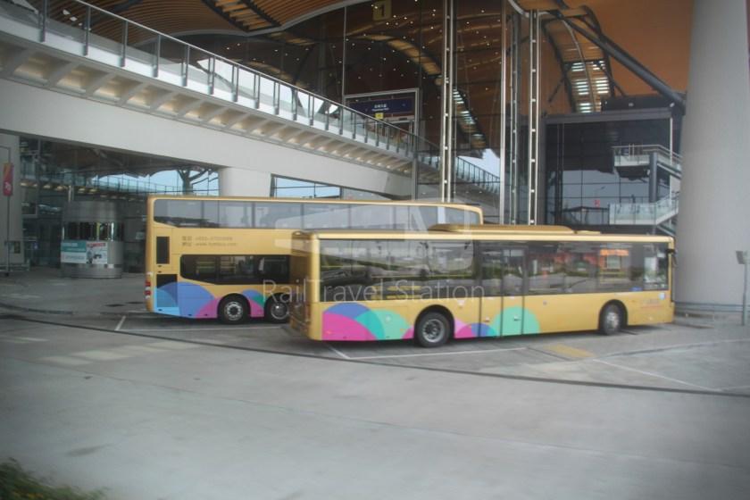 HZM Bus HZMB Macau Port HZMB Hong Kong Port 068