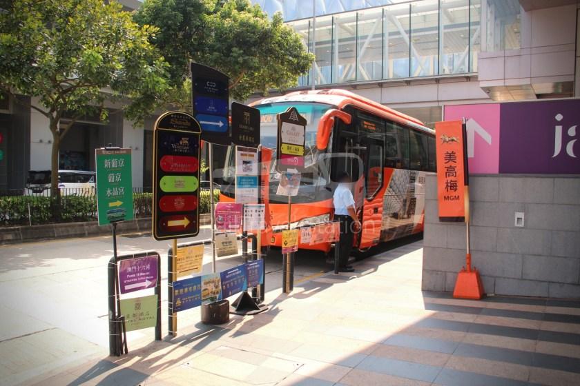 Hotel Lisboa Free Hotel Shuttle Bus Service Jai Alai Oceanus Hotel Lisboa 010