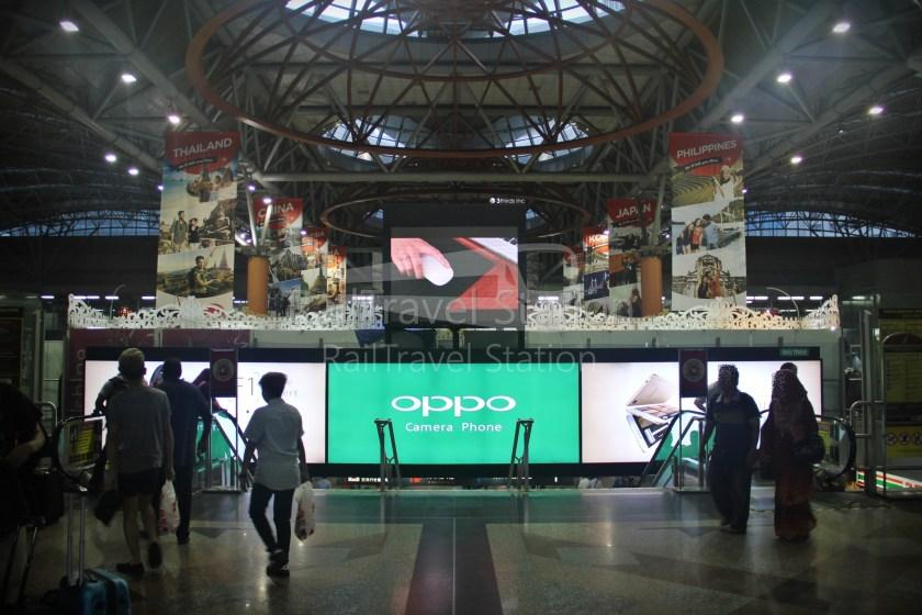 London to Singapore Day 39 Bangkok to Padang Besar to Kuala Lumpur 36