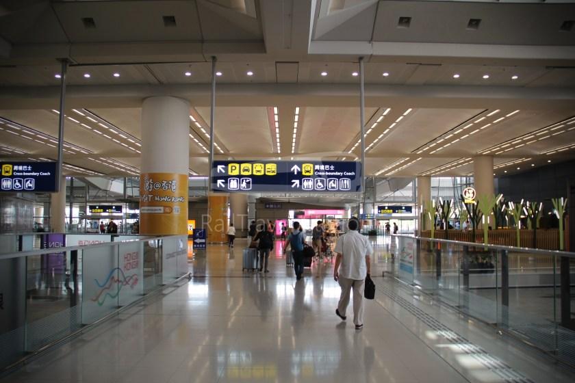 New Lantao Bus B4 HZMB Hong Kong Port Airport 002