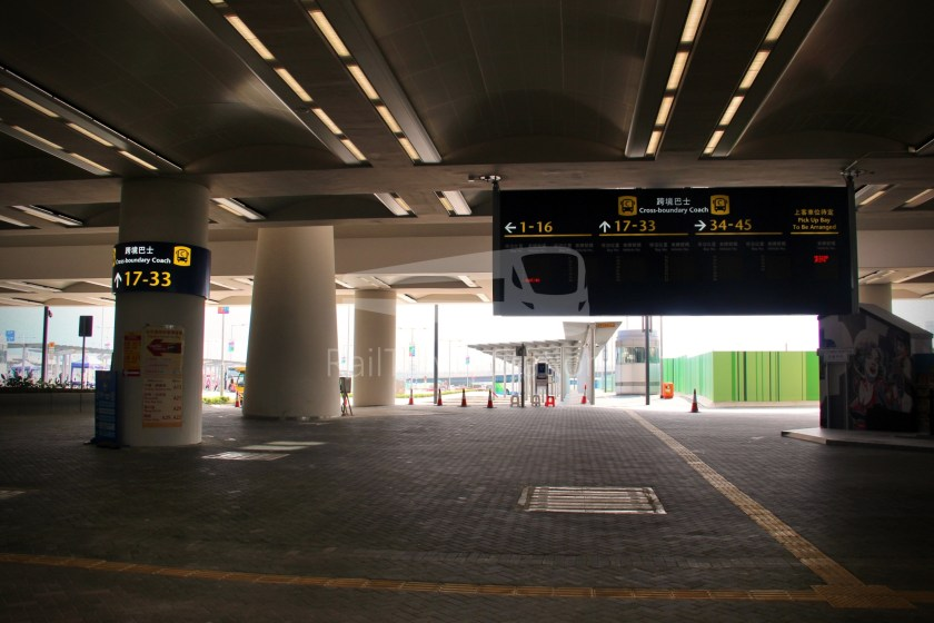 New Lantao Bus B4 HZMB Hong Kong Port Airport 008