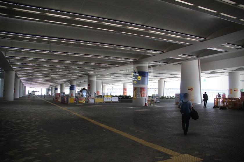 New Lantao Bus B4 HZMB Hong Kong Port Airport 009