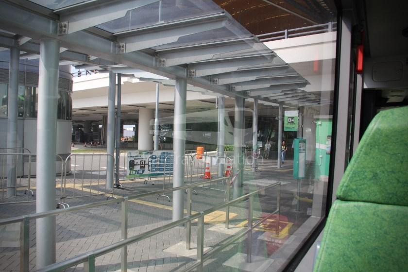 New Lantao Bus B4 HZMB Hong Kong Port Airport 019
