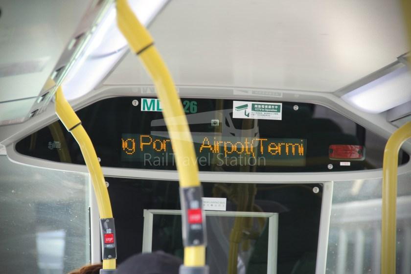 New Lantao Bus B4 HZMB Hong Kong Port Airport 024