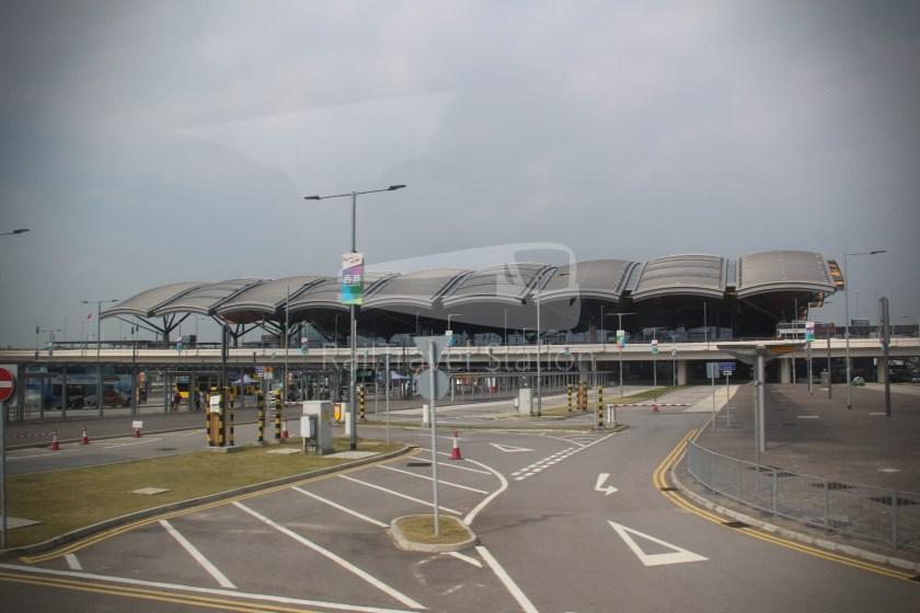New Lantao Bus B4 HZMB Hong Kong Port Airport 026