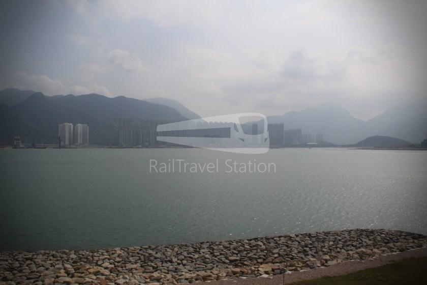 New Lantao Bus B4 HZMB Hong Kong Port Airport 031