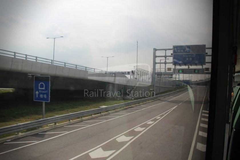 New Lantao Bus B4 HZMB Hong Kong Port Airport 032