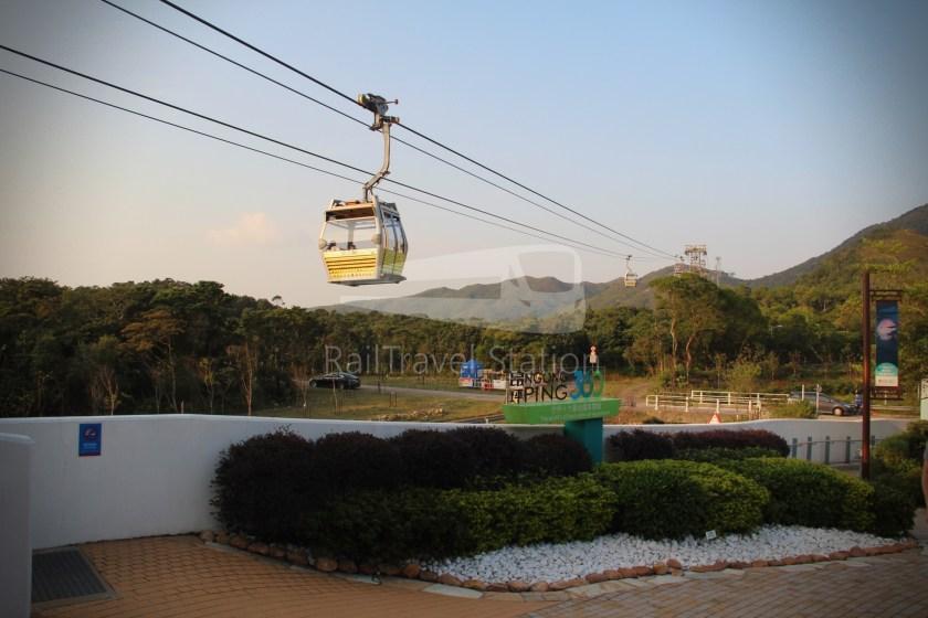 Ngong Ping 360 Cable Car Ngong Ping Tung Chung 003