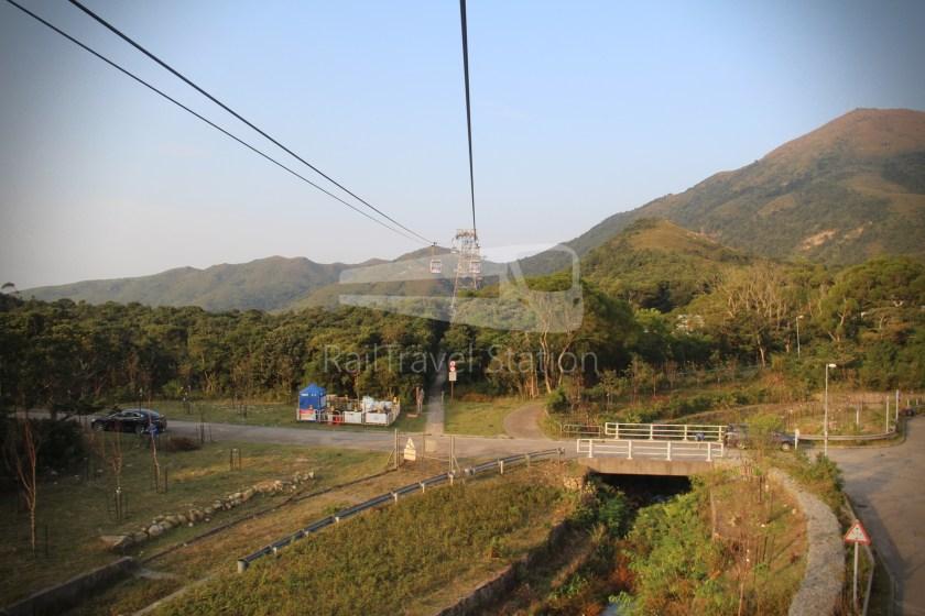 Ngong Ping 360 Cable Car Ngong Ping Tung Chung 014