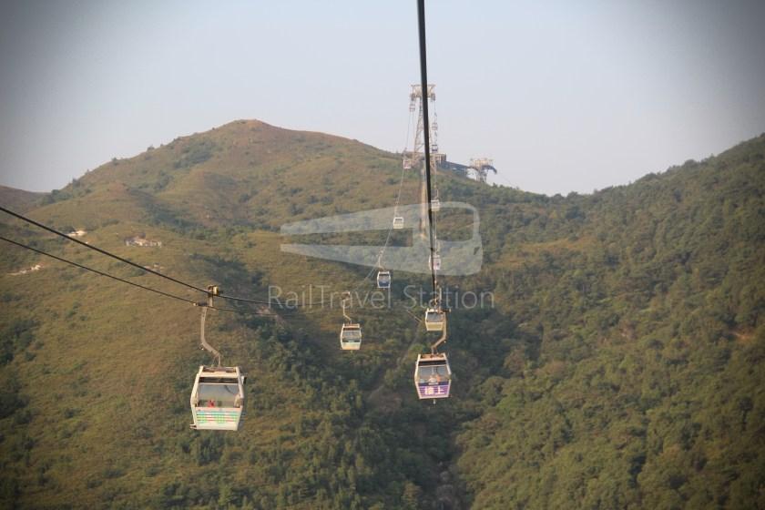 Ngong Ping 360 Cable Car Ngong Ping Tung Chung 019