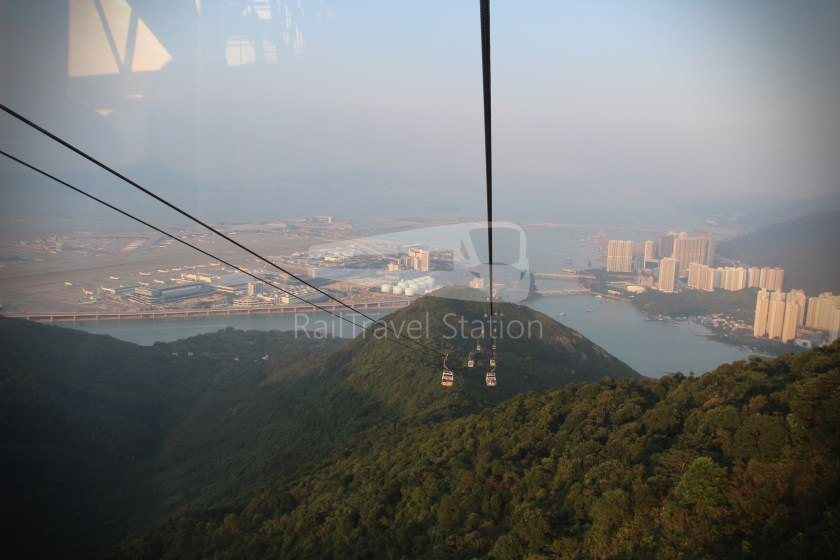 Ngong Ping 360 Cable Car Ngong Ping Tung Chung 026