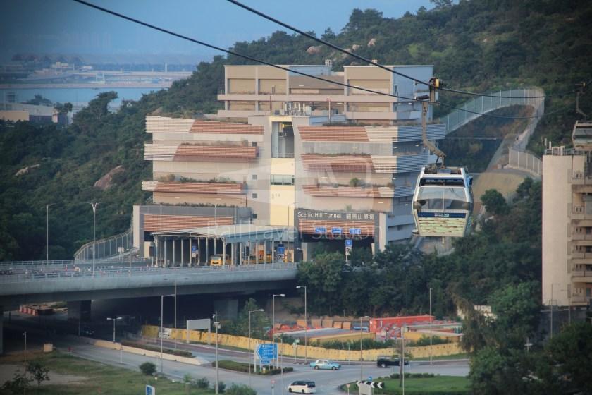 Ngong Ping 360 Cable Car Ngong Ping Tung Chung 032