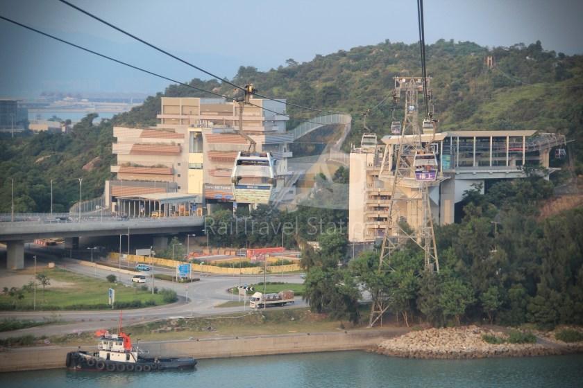 Ngong Ping 360 Cable Car Ngong Ping Tung Chung 033
