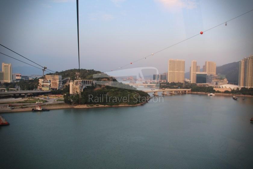 Ngong Ping 360 Cable Car Ngong Ping Tung Chung 034