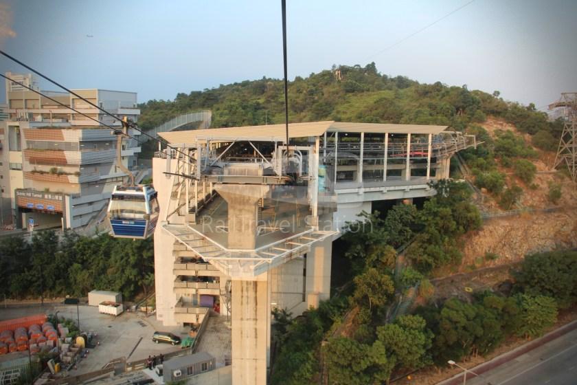 Ngong Ping 360 Cable Car Ngong Ping Tung Chung 036