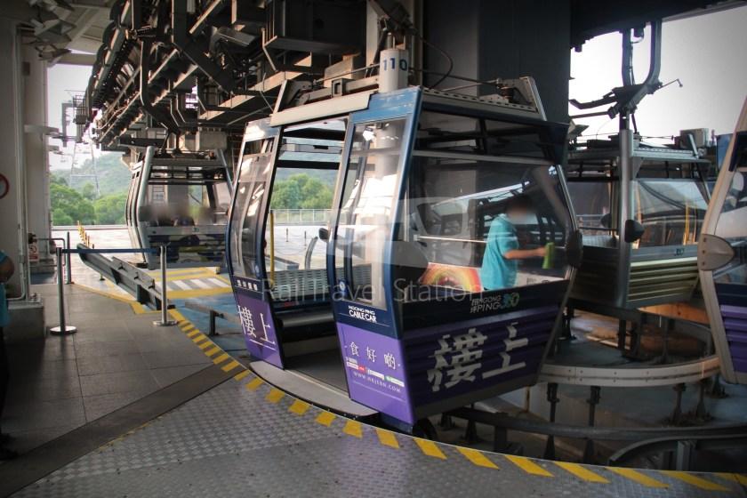 Ngong Ping 360 Cable Car Ngong Ping Tung Chung 045