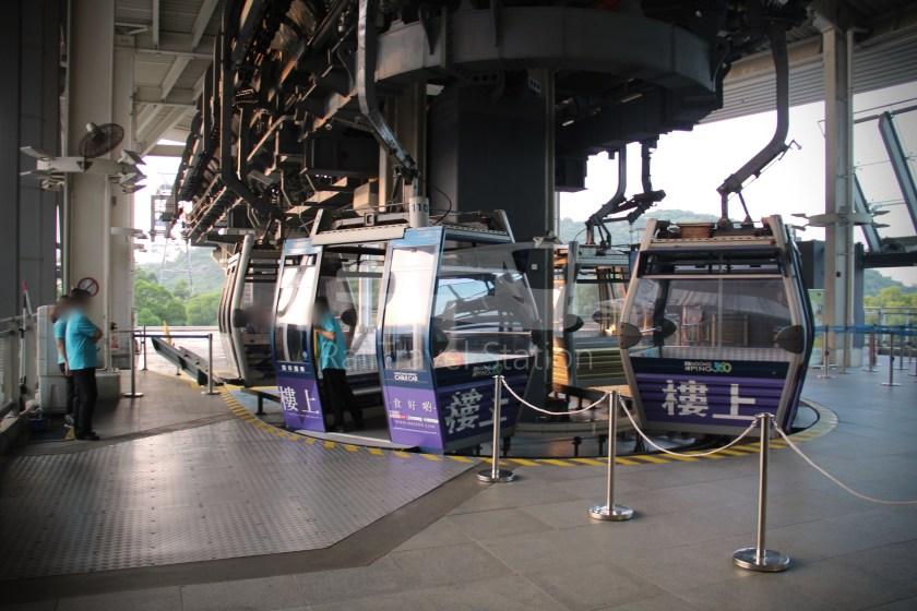 Ngong Ping 360 Cable Car Ngong Ping Tung Chung 046
