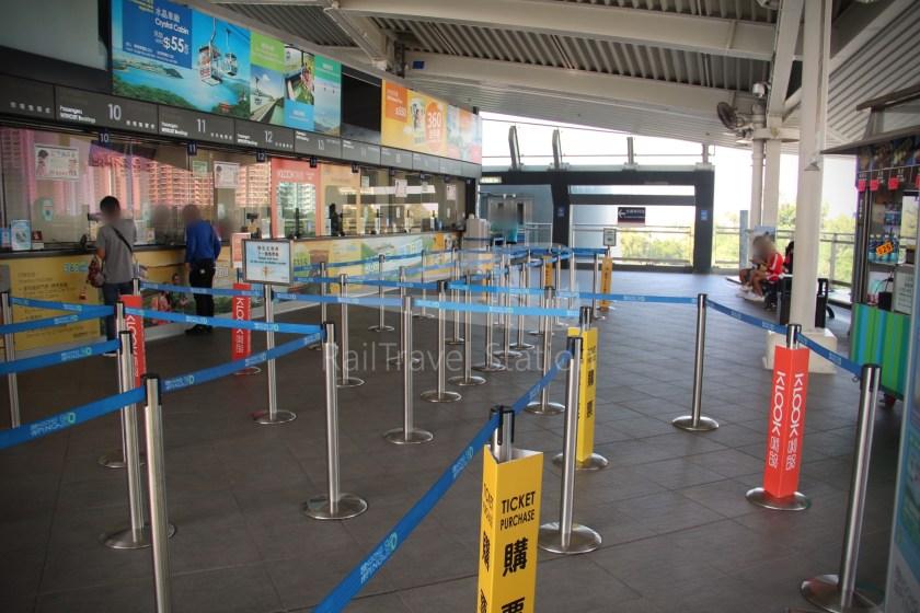Ngong Ping 360 Cable Car Tung Chung Ngong Ping 006