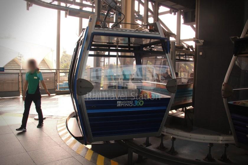 Ngong Ping 360 Cable Car Tung Chung Ngong Ping 015
