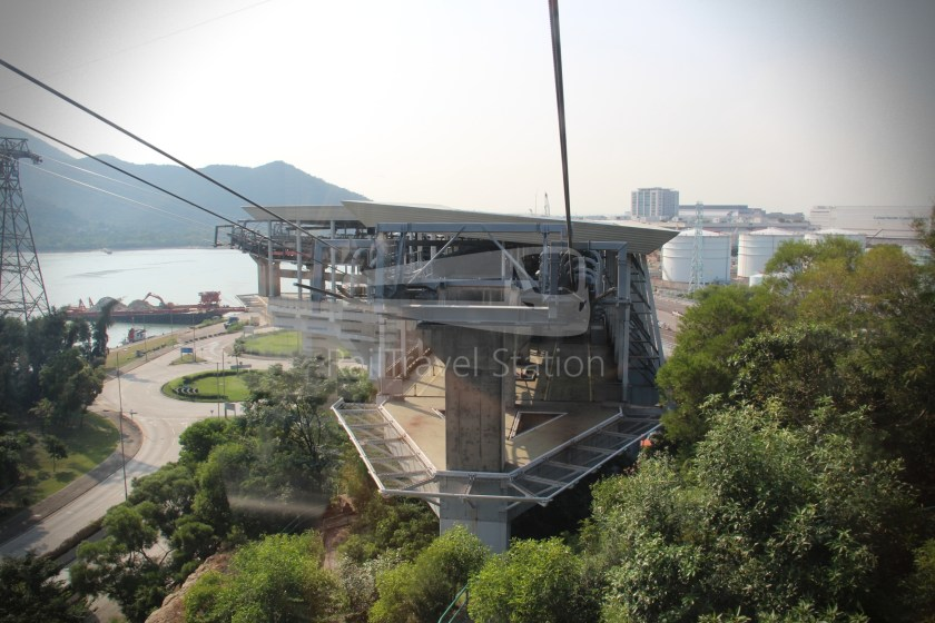 Ngong Ping 360 Cable Car Tung Chung Ngong Ping 022