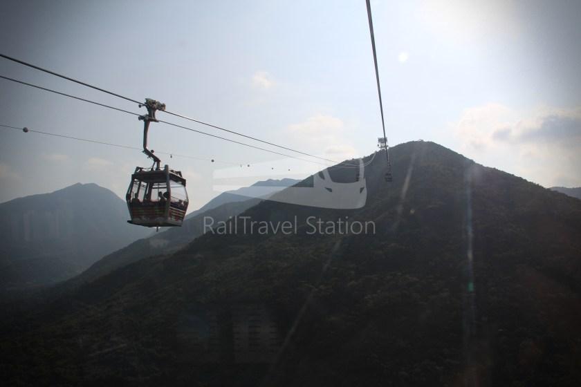 Ngong Ping 360 Cable Car Tung Chung Ngong Ping 028