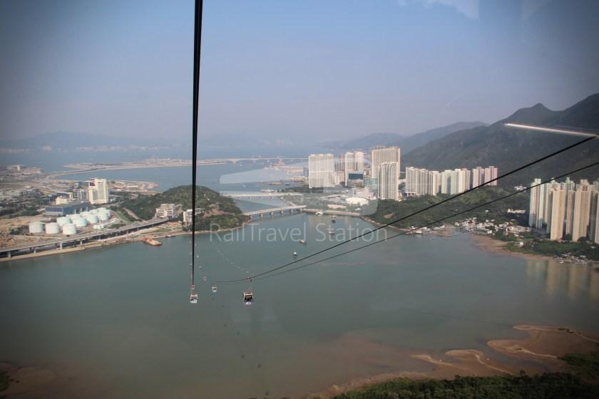 Ngong Ping 360 Cable Car Tung Chung Ngong Ping 030