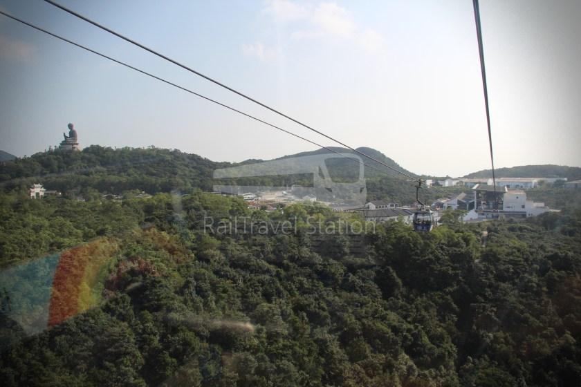 Ngong Ping 360 Cable Car Tung Chung Ngong Ping 046