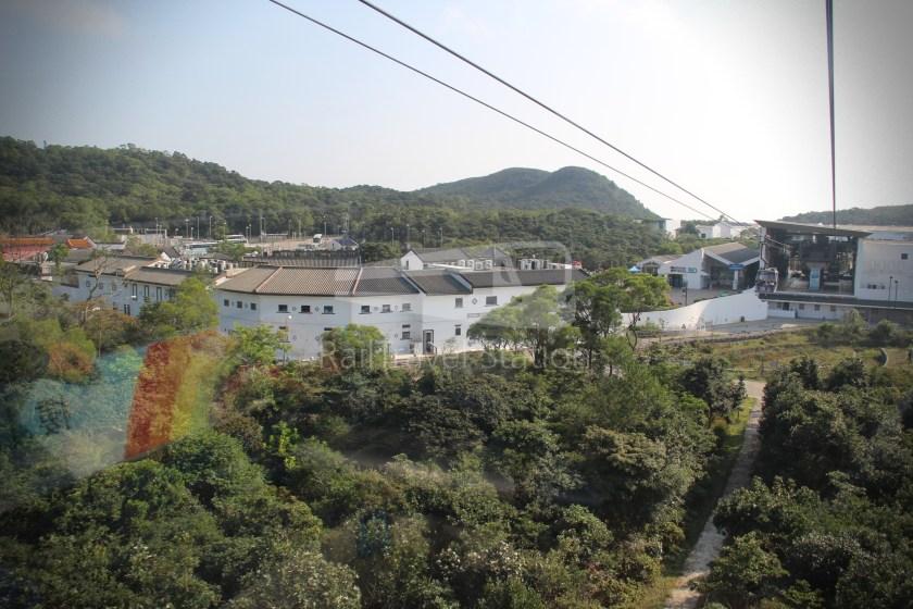 Ngong Ping 360 Cable Car Tung Chung Ngong Ping 047