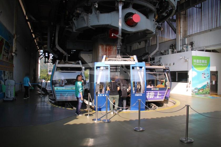 Ngong Ping 360 Cable Car Tung Chung Ngong Ping 055