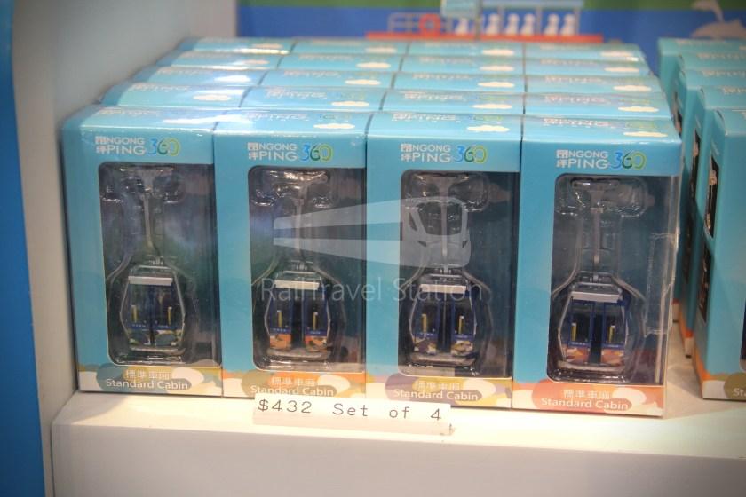 Ngong Ping 360 Cable Car Tung Chung Ngong Ping 062