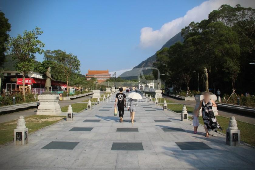 Ngong Ping Village 012