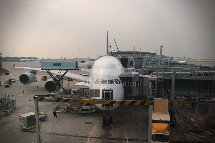 Singapore Airlines SQ861 Hong Kong Singapore 015