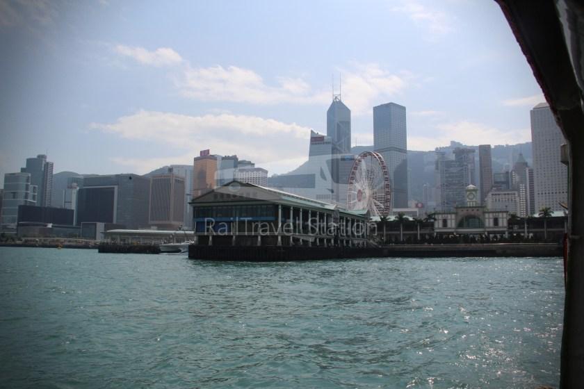 Star Ferry Central Tsim Sha Tsui Lower Deck 030