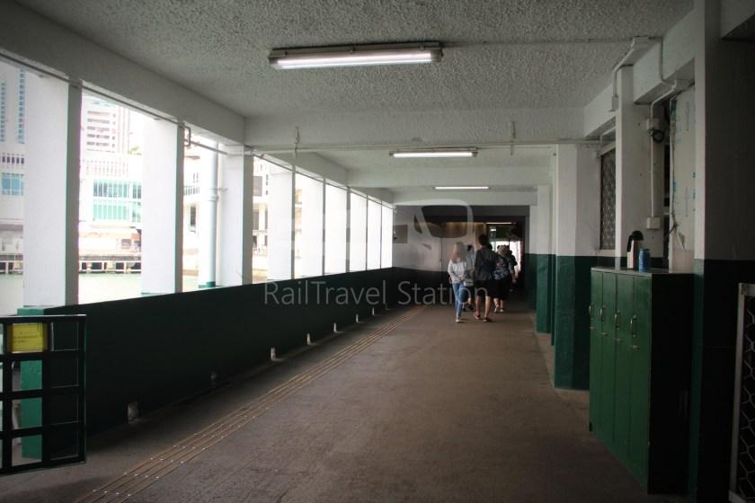Star Ferry Central Tsim Sha Tsui Lower Deck 061