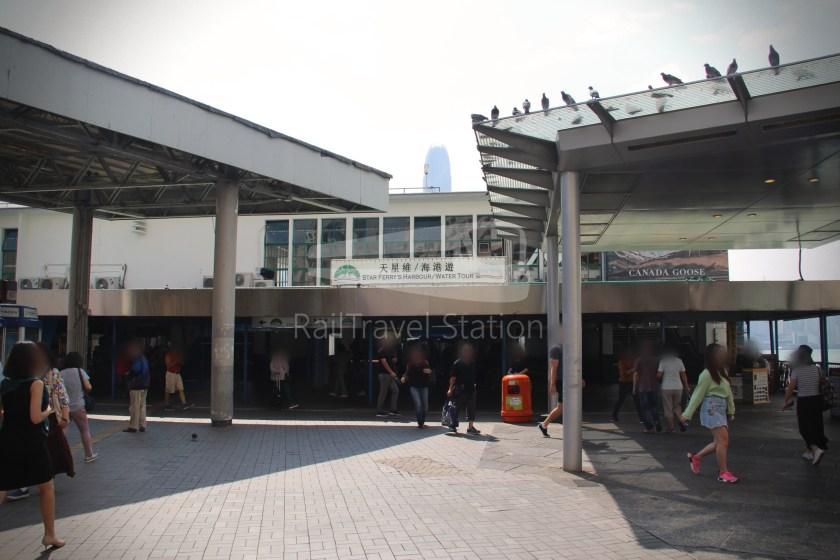 Star Ferry Central Tsim Sha Tsui Lower Deck 066