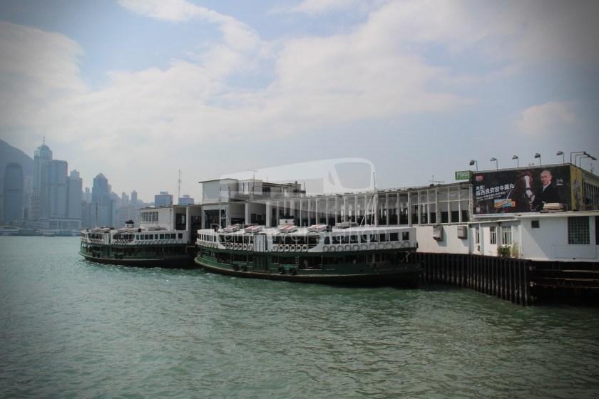 Star Ferry Central Tsim Sha Tsui Lower Deck 073